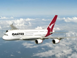 qantas hardly a flying success